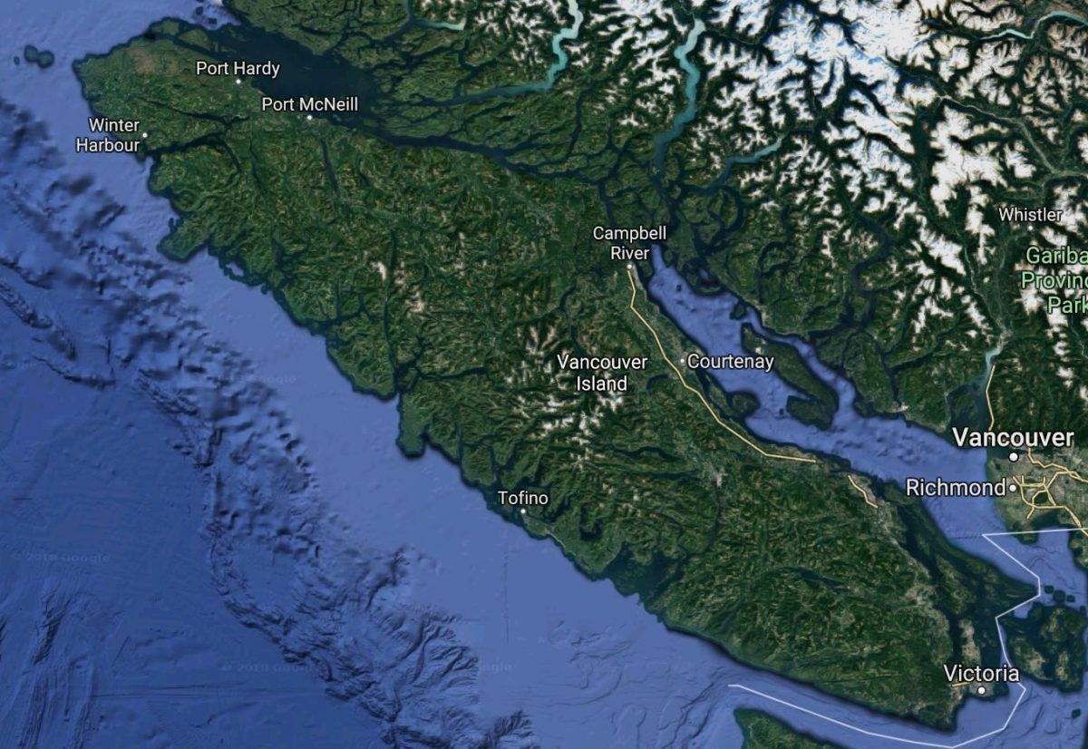 So what about an 11th Province of Vancouver Island?
